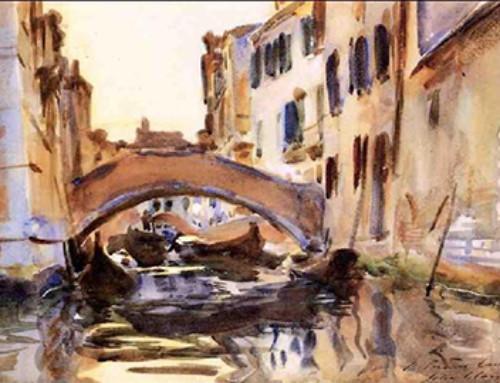 Venezia come l'Adagio di Albinoni