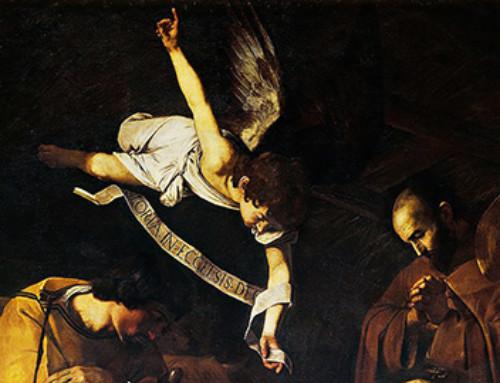 Natale e Natività di Caravaggio