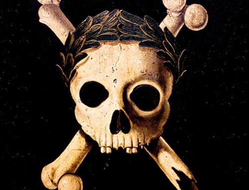 La peste a Venezia. Quella croce bianca di gesso