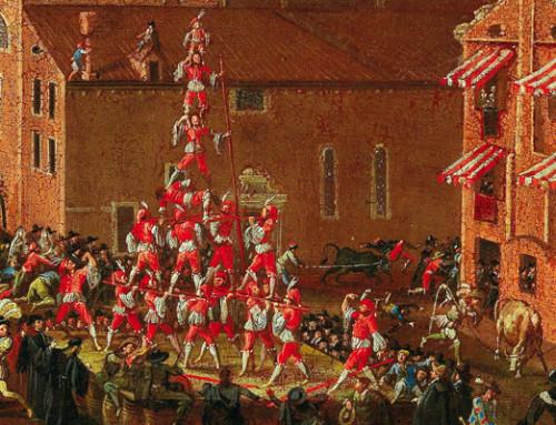 Venezia in festa nel Rinascimento. Compagnie della Calza e fasti del Carnevale